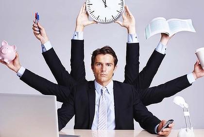 Imagem Conto Workaholic