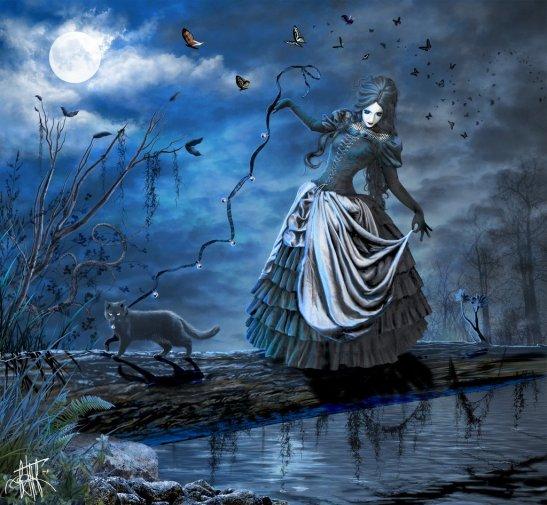 beleza fantasma