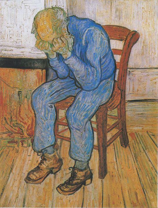 683px-Van_Gogh_-_Trauernder_alter_Mann