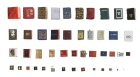 16 array of smallest books